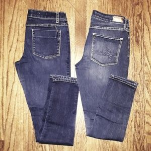 mossimo, Levi's Jeans - Lot of 2 womens skinny Jeans sz 8